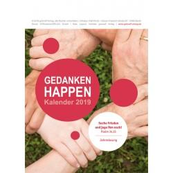 Deckblatt Tischkalender Losungen 2019