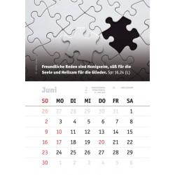 Kalenderblatt Juni 2019