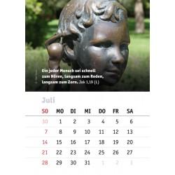 Kalenderblatt Juli 2019