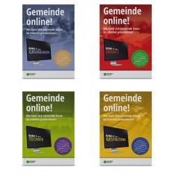 Gemeinde online! – Band 1-4...